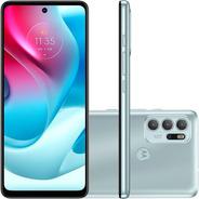 Smartphone Motorola Moto G60s 128gb Verde 6gb Ram Xt2133
