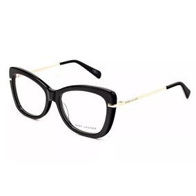 6f913a43ba6bd Armação Oculos Grau Feminino Acetato Original Mj8 Importada