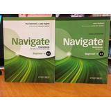 Navigate Beginner A1 - Coursebook & Workbook - Oxford