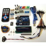Arduino Uno Kit Básico