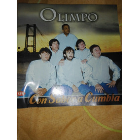 Cd Olimpo Con Sabor A Cumbia