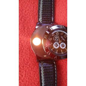 Reloj De Pulsera Con Encendedor