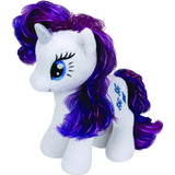 Ty My Little Pony Peluche Beanie Boos Sparkle Originales Edu