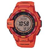 Reloj Casio Protrek Prg 270 Solar Prg 270 4adr