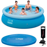 Piscina 4600l Bel 100900 + Bomba Intex 68614 + Capa 103600