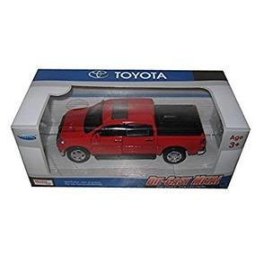 Juguete Kingstoy Toyota Tundra Camioneta Pickup 136 Escala