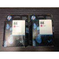Cartucho De Impresión Hp Officejet Nº88 Color Magenta