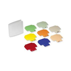 Juego De Filtros De Color Sj-3 Para Sb-910 Y Sb900
