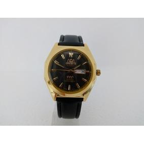 Relogios Orient Pulseira De Couro Masculino - Relógios De Pulso no ... 3c3280c141