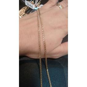 Cordão Rommanel Masculino Diamantado 60cm Cod.530362