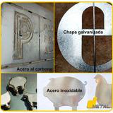 Corte Cnc De Chapa Acero Al Carbono 0.7 A 8mm