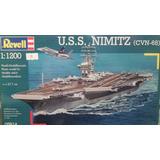Revell Uss Nimitz 05814 1:1200 Milouhobbies