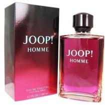 Perfume Importado Joop Homme 200ml Original Super Promoção.