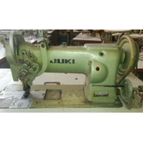 Máquina De Costura Juki Lh-527 (2 Agulhas: Costura Reta)
