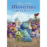 Monsters University Dvd Fisico Pelicula Original