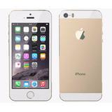 Iphone 5s 16 Gb Gold Sellados Nuevos Originales Con Garantia