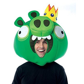 Papel Mágico Rovio Angry Birds - El Rey Máscara De Cerdo