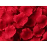1000 Pétalas De Rosas Artificiais Na Cor Vermelha #cod865#