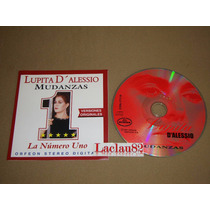 Lupita D´alessio Mudanzas La Numero Uno 2001 Orfeon Cd