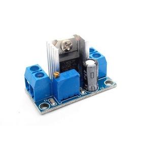 Módulo Regulador De Tensão Dc-dc Lm317 Arduino Pic Arm