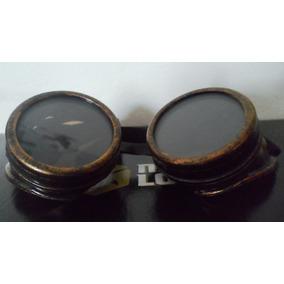 Óculos Goggle Steampunk Fumê Importad Pronta Entrega Cosplay