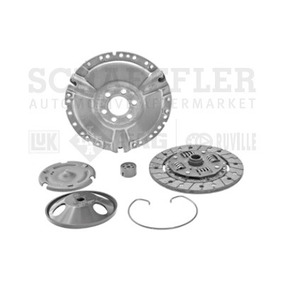 Clutch Volkswagen Atlantic 82-84 1.7l Luk