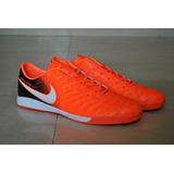 Kp3 Zapatos De Futbol Sala Nike Fly Wire Naranja Caballeros