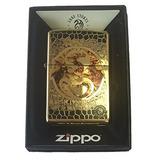 Alumbrador De Encargo De Zippo - Ann Stokes Artista Drago...
