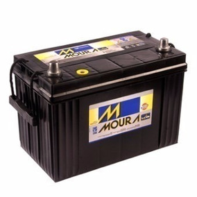 Bateria Moura 90amperes - Menor Preço!