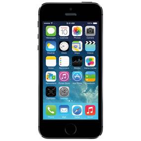Iphone 5s 32gb Cinza Espacial Excel. Seminovo C/ Garantia