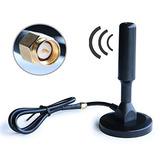 Antena Outdoor Vehicle Tv Radio Antenna - Magnetic Antenna M