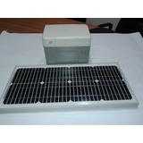Kit Panel Solar 24v