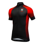 Camisa Ciclismo Masculina Bike Free Force Horizon