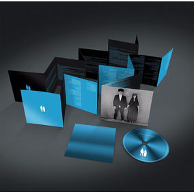 Cd U2 - Songs Of Experience Deluxe ( Eshop Big Bang Rock)