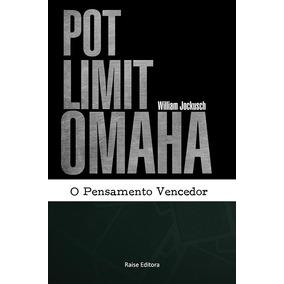 Livro De Poker Pot Limit Omaha: O Pensamento Vencedor