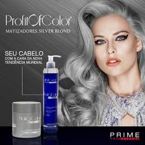 Gloss Silver Blond 300ml + Mascara 500ml - Prime Pro Extreme