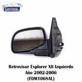 Retrovisor Electrico Explorer Xlt Izquierdo 2002-2005