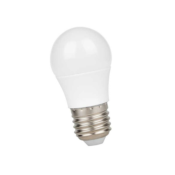 Pack 10 Lamparas Led Gota 7w E27 Luz Fria Calida Interelec