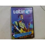 Dvd Latino 10 Anos Ao Vivo