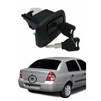 Botão Maçaneta Externa Porta-malas Clio Sedan