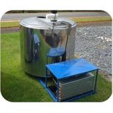 Tanque Enfriamiento Para Leche Acero Inox 300 Litros Nuevo