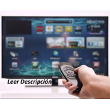 Control Air Mouse Con Teclado Y Microfono Pc Smart Tv Rcp1