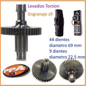 Repuesto Ppa Z9 Torsion Seg Z10 Bravo Levadizo Motor Porton