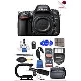 Nikon D610 Cámara Dslr Con Formato Fx De 24,3 Mp (sólo Cuer