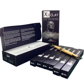 Kit Completo Para Escultura Profissional Plastilina Oil Clay