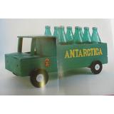 Foto / Pôster Cerveja Antarctica - 1950