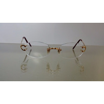 Armação De Óculos De Grau - Marca Famosa