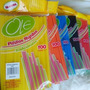 Pitillos De Colores Marca Ole Para Eventos