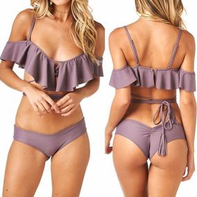 Bikini Traje De Baño Dos Piezas |por Encargue - Importado|