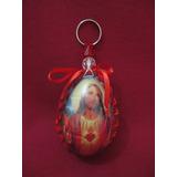 Escapulário Católico De Porta - Sagrado Coração De Jesus